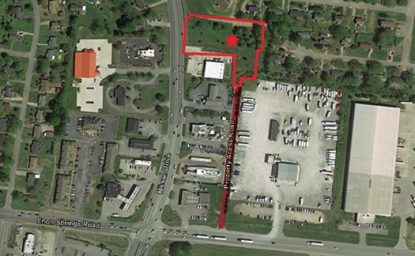 2.13 Acres on Nissan Drive - Smyrna, TN
