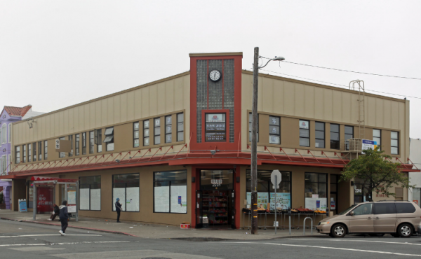 The Irving Building